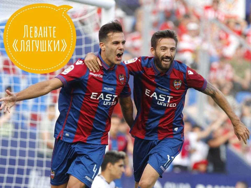 Прозвища футбольная команда испании
